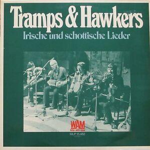 Tramps & Hawkers - Irische und schottische Lieder (WAM Vinyl-LP Germany 1973) - Hamburg, Deutschland - Tramps & Hawkers - Irische und schottische Lieder (WAM Vinyl-LP Germany 1973) - Hamburg, Deutschland