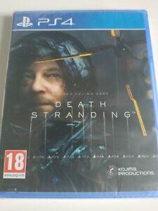 DEATH STRANDING PS4 Sous blister VF