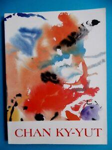CHAN-KY-YUT-catalogue-expo-Ed-Lyric-Peintre-chinois-figuration-abstrait-China