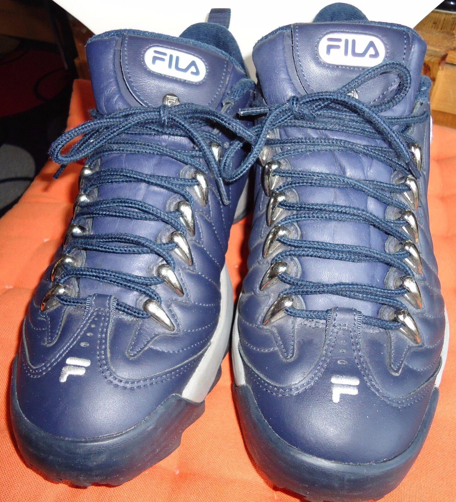 more photos 06c72 a05b5 ... Turnschuhe Fila Fila Fila Disruptor seltenes Model in Gr. 46 blau grau  guter Zustand 1fa447 ...