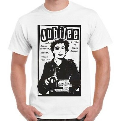 Adam And The Ants Jubilee 70s Cult Film Retro T Shirt 198