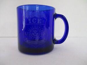 Coffee Mug Police Sheriff Law Enforcement Highway Patrol K9 Paw Blue Line 11 oz