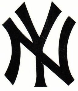 REFLECTIVE-New-York-Yankees-NY-fire-helmet-decal-sticker-up-to-12-inches