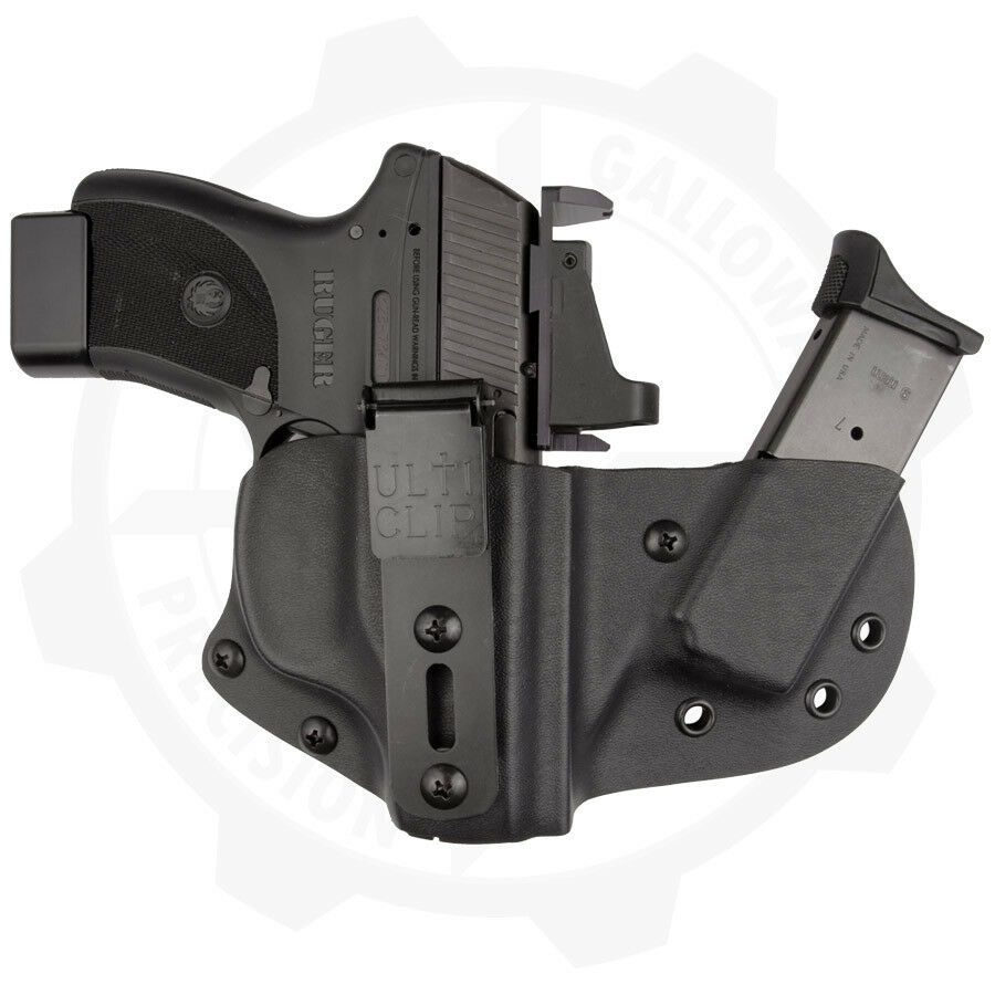 Do All Appendix Carry Holster for Ruger LC9, LC9s, LC380 by Galloway Precision