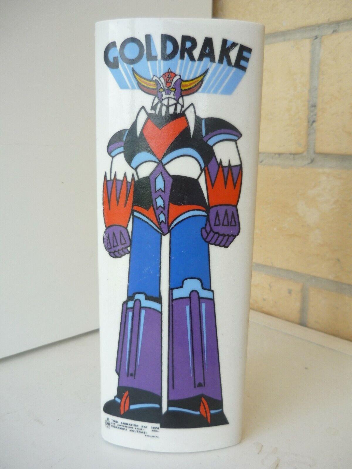 Umidificatore ororake oroorak Grendizer robot Moltrasi '78 su licenza