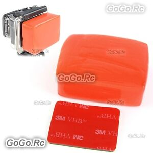 Durable-Diving-Floaty-Sponge-With-Adhesive-For-Gopro-HD-Hero-4-3-3-2-1-GP56