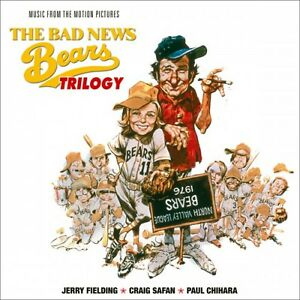 The Bad News Bears Trilogy - 3 x CD Expanded - Limited