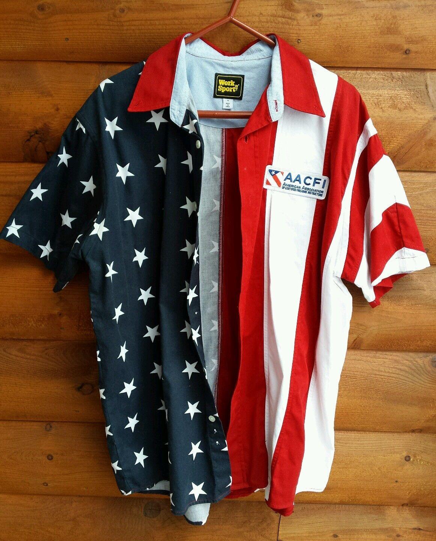 American Flag Firearm Instructor Shirt 2nd Ammendment Patriotic Gun Rights