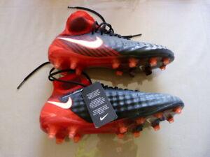 Détails sur NIKE Magista Obra II FG, Chaussures de Football HommeAdo taille 42 *NEUVE*
