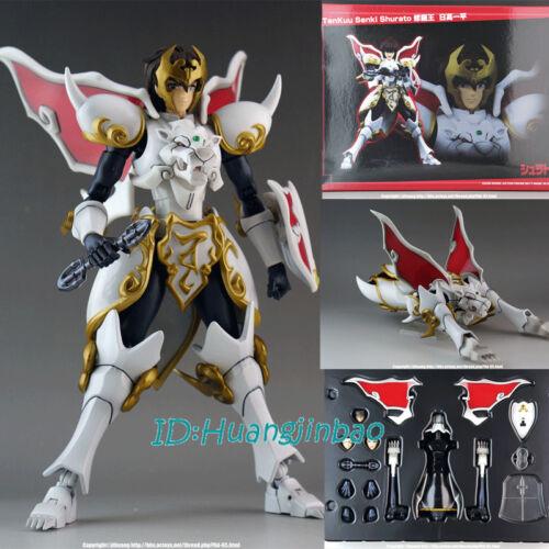 TenKuu Senki Shurato Action Figure DASIN Model 3pics totally