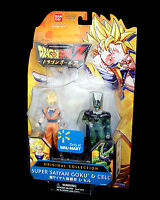 Nip Dragonball Z Super Saiyan Goku & Cell 2 Pack