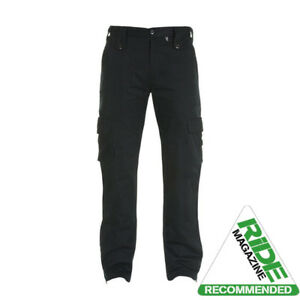 Black Aramid Moto Fit Jeans Covec Uomo Sr6 Leg Bull it Regular Cargo XPfvq