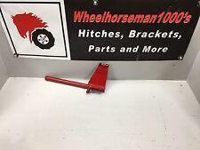 Toro Wheel Horse  snowblower lift flag w/ lift assist spring bracket #101461-03