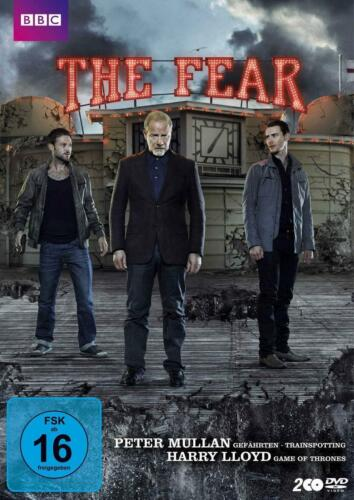 1 von 1 - The Fear - Season Staffel 1 Peter Mullan (Top of The lake) DVD