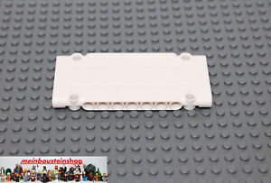 1X-Lego-64782-Technic-Panel-5X11X1-Weiss-White-NEU-6004135