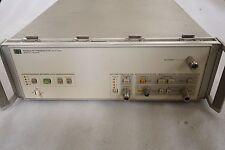 Hp 85685a Rf Preselector 20 Hz 2ghz Hewlett Packard Free Ship
