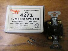 New other 2HP 125-600VAC 20A 600V 30A 250V Arrow-Hart Inc Switch 45331IPL
