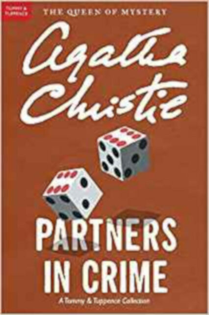 Partners in Crime (Tommy & Tuppence Mysteries), Excellent, Christie, Agatha Book