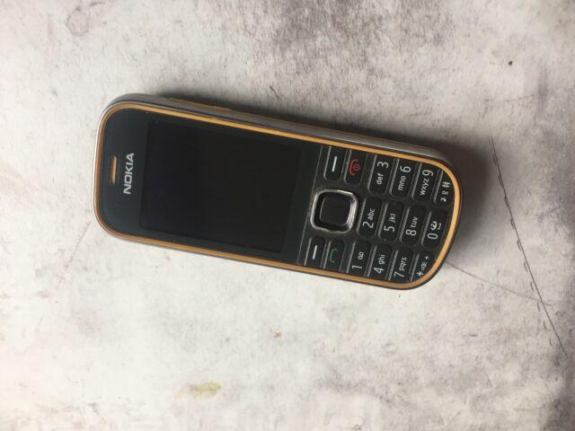 Nokia 3720 Extérieur Top État SIM Débloqué 12 Mois Gewährl.mwst DHL