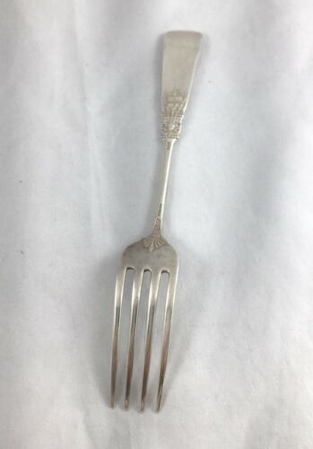 """Details about  /Fontainebleau by Gorham Dinner size Fork - 7 1//2/"""" s No Mono"""