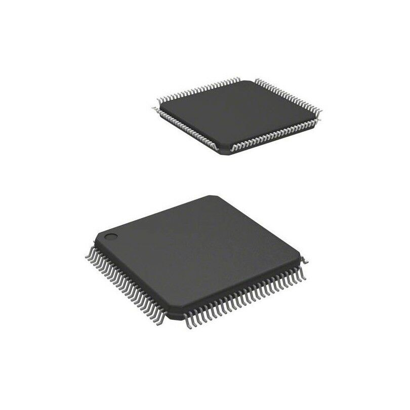 2PCS X IS61LPS25636A-200TQI IC SRAM 9MBIT 200MHZ 100TQFP ISSI