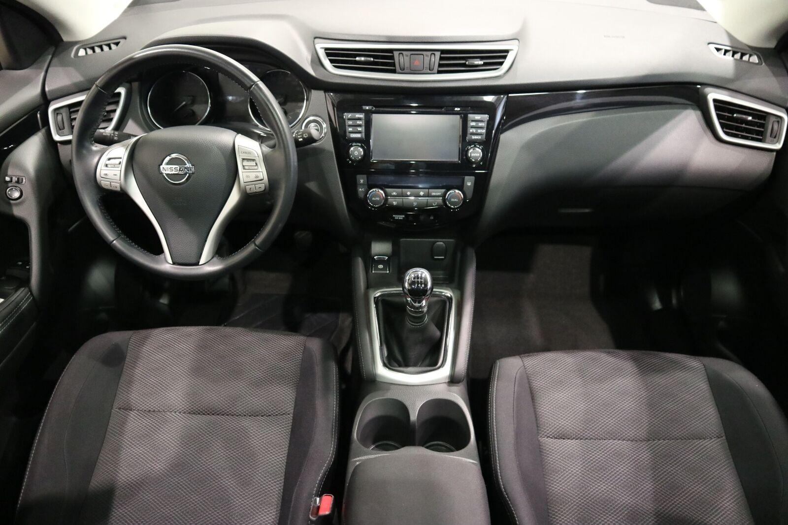 Nissan Qashqai 1,5 dCi 110 N-Connecta - billede 14