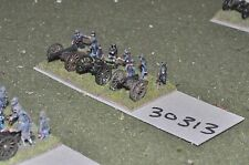 15mm american civil war union artillery 3 guns & crews (10313)
