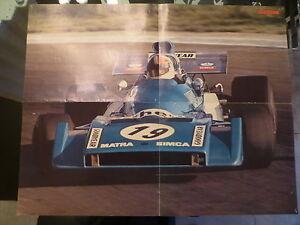 poster Formule 1 Matra MS120B 1971 Matra Simca Goodyear Chris Amon - France - État : Neuf: Objet neuf et intact, n'ayant jamais servi, non ouvert. Consulter l'annonce du vendeur pour avoir plus de détails. ... - France