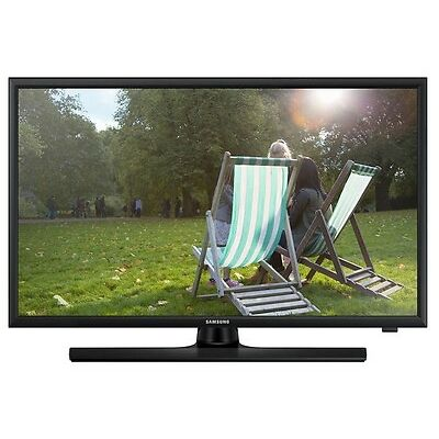 "SAMSUNG T24E310 24"" LED LCD TV MONITOR FREEVIEW HD TUNER HDMI x 2 SCART USB"