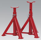 Sealey Axle Stands 2tonne Capacity per Stand 4tonne Tuv/gs Folding Type AS2000F