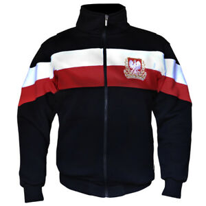 Polish Coat of Arms Rzeczpospolita Polska Poland Pride Hoodie Pullover