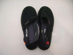 Preto Alpargatas Hombre Mujer Zapatos Pa Havaianas Negro Orig o Iii Ita38 nq8tHxWXx