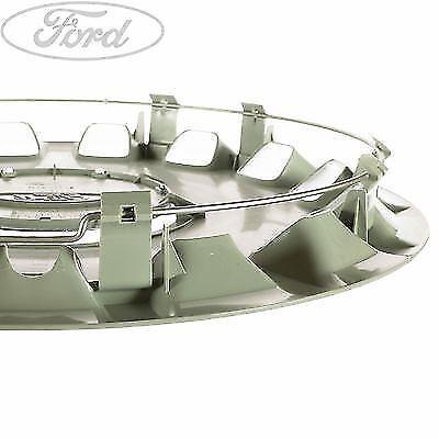 """Genuine Ford Focus MK1 15/"""" Inch Wheel Trim Silver SINGLE 1132738"""