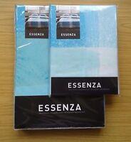 Essenza Ratna King Duvet Cover & 2 Standard Pillowcases 100% Cotton Satin