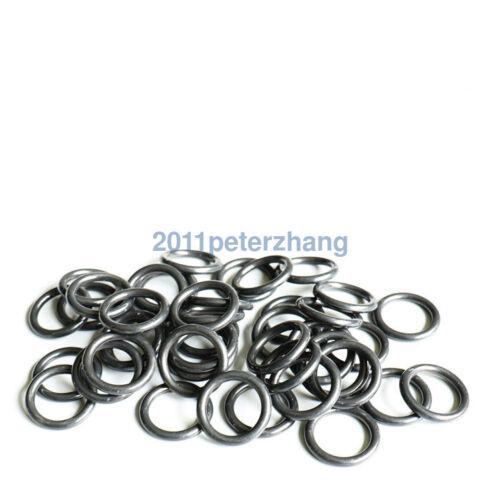 O Ring 7-9 mm Schnurstärke 2 mm NBR 70 Dichtring O-Ringe