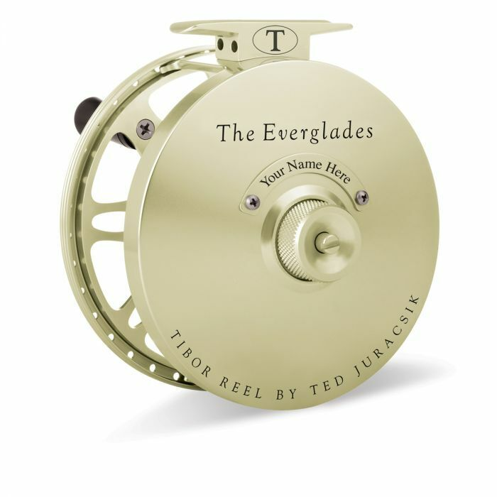 Tibor Everglades Fly Reel, Libre shipping and Libre  80 Gift voitured