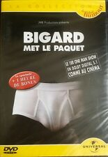 Bigard met le paquet - DVD Neuf sous blister
