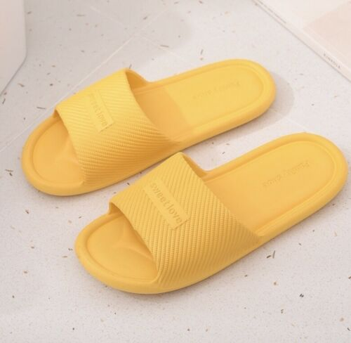 Indoor Shower Pretty Slippers Women/&Kids Non-Slip Soft Breathable Bathroom Shoes