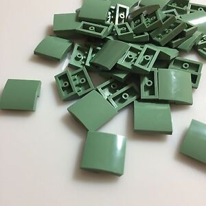 40 NEW LEGO White Plate W Bow 1X4x2//3 ID 6023806 // 93273