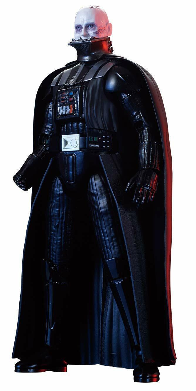 NEW Star Wars  Darth Vader Return of the Jedi Ver 1 12 Scale Plastic Model Kit