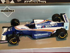 1:18 Minichamps Ayrton Senna Test Coche Williams/FW15/16 original versión 180941002