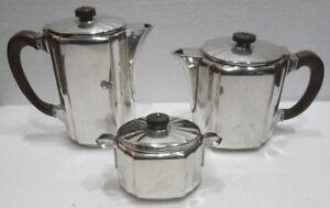 Beau-Service-a-Cafe-en-Metal-argente-GALLIA-CHRISTOFLE-ART-DECO-3-pieces