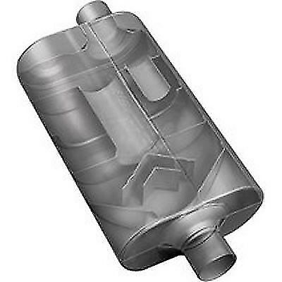 "Flowmaster Super 50 Series Muffler 409 Stainless 2.25/"" D 3/"" C 8524553"