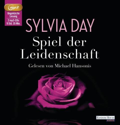 1 von 1 - Sylvia Day- Spiel der Leidenschaft, 2 mp3 CDs, ungekürz,t foliert
