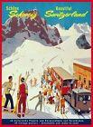 Schöne Schweiz - Beautiful Switzerland von Peter Graf (2012, Gebundene Ausgabe)
