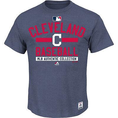 Baseball & Softball Erfinderisch Mlb Baseball T-shirt Cleveland Indians Authentic Collection Property Majestic Kataloge Werden Auf Anfrage Verschickt Weitere Ballsportarten