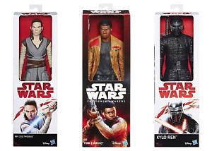 "Neuf Star Wars The Last Jedi Rey Action figure 12/"""