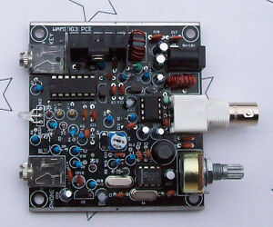 DIY-KITS-Frog-Sounds-HAM-Radio-QRP-Telegraph-CW-Transceiver-Radio-Station-V3