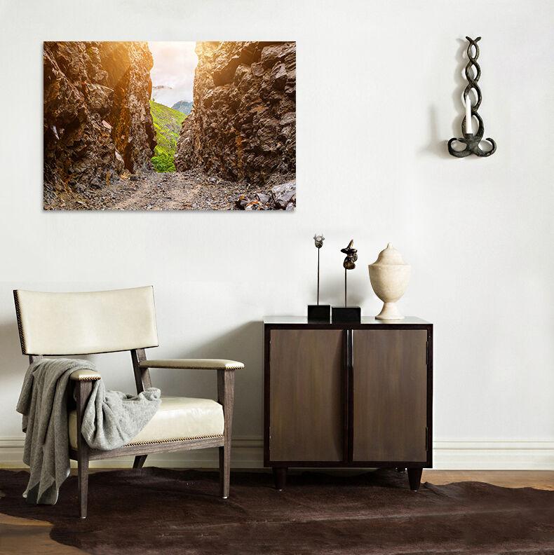 3D Beengt Tal 6744 Fototapeten Wandbild BildTapete Familie AJSTORE DE