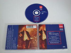 Mozart-Symphonies-nos-40-amp-41-Marriner-EMI-Red-Line-7243-5-69820-2-4-CD-Album